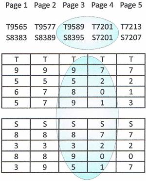 ticket-numbers